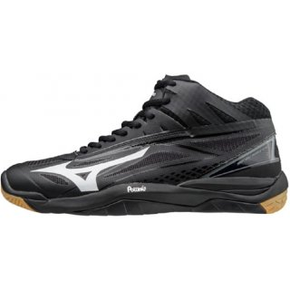 MIZUNO WAVE MIRAGE 2 MID BLACK/WHT/BLACK