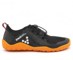 VIVOBAREFOOT STEALTH II SWIMRUN WOMENS BLACK/ORANGE
