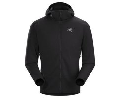 ARCTERYX MENS KYANITE HOODY BLACK