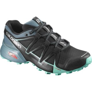 Salomon Speedcross Vario 2 Women - black/north atlantic/biscay green Günstiger Online-Shop Verkauf 2018 Neueste SAAY1