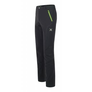 MONTURA ROLLE PANTS MEN NERO/VERDE/ACIDO
