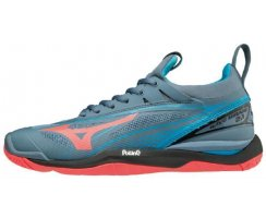 MIZUNO WAVE MIRAGE 2.1 WOMEN BLUE MIRAGE/FIERY...