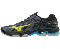 MIZUNO WAVE LIGHTNING Z4 MEN OMBRE BLUE/SAFETY...
