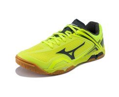 MIZUNO WAVE MEDAL Z SAFETY YELLOW/DAKR SHADOW