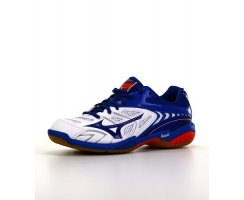 MIZUNO WAVE FANG SL WHITE/SODALETE BLUE/NAUTICAL BLUE