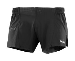 SALOMON S/LAB SHORT 4 M BLACK