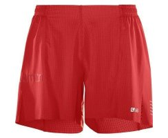 SALOMON S/LAB SHORT 6 M RACING RED