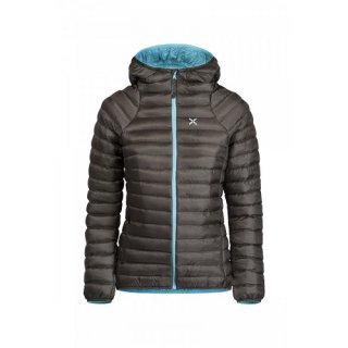 MONTURA WOMEN MUST HOODY VEST ICE BLUE