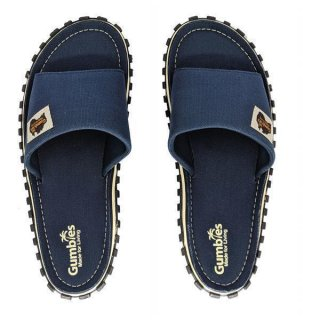 GUMBIES UNISEX SLIDE NAVY