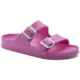BIRKENSTOCK UNISEX ARIZONA EVA NARROW FIT NEON PINK