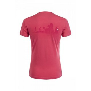MONTURA SPORTY T-SHIRT WOMAN ROSA SUGAR